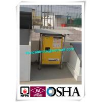 China 4 Gallons Safety Storage Cabinets For Gas Station, Flammable Safety Storage Cabinets wholesale