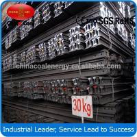 China 2015 30kg 55Q Light Steel Rail Steel from China Coal Group wholesale