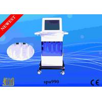 12 Inch Control Screen Hydro Dermabrasion Machine Water Oxygen Activating Effect