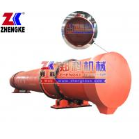 Buy cheap Gypsum rotary drum dryer with CE ISO certifications from wholesalers