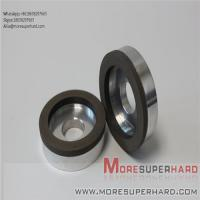 China 6A2 Resin Bond Grinding Wheel Diamond CBN Cup Easy Recondition Industrial Alisa@moresuperhard.com wholesale