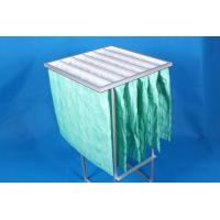 Buy cheap Filtros verdes do bolso da pintura F6, 6 eficiência do material 65% do filtro de from wholesalers