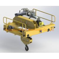 China Electric Winch Dual Thruster Brake Winch for Overhead Crane NWB Series on sale