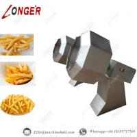 China French Fries Seasoning Machine|Automatic French Fries Seasoning Equipment|Commercial French Fries Flavor Machine wholesale