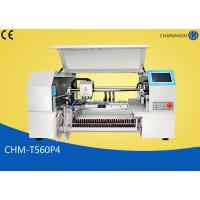 China CHMT560P4 Desktop SMT Pick And Place Machine 60pcs Yamaha pneumatic Feeders wholesale