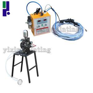 China Portable Powder Spray Machine , Electrostatic Paint Sprayer Low Noise on sale
