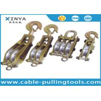 China Snatch Steel Wire Rope Pulley Block wholesale