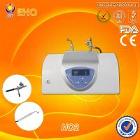 China Portable water oxygen jet peel dermabrasion machine water hydra facial machine wholesale