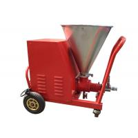 China High Durability Wall Putty Spray Machine Large Capacity Equipped With Hopper wholesale