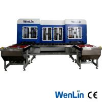 China Pvc Id Card Lamination Machine Credit Size Gold Supplier Plastic Steam Pvc/Abs 32000 Cards Per Hour on sale
