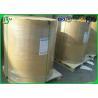 China ジャンボ ロールC1S/C2Sのアート ペーパー、雑誌のオフセット印刷のための100つのGsmの光沢紙 wholesale
