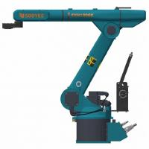 China High Reliability Pneumatic Pick And Place Robot , Economical Mini Robot Arm wholesale