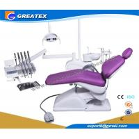 China Full Computer Control Dental Chair Unit with LCD Viewer , electric dental patient chair on sale