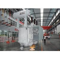 China Oltc Three Phase Oil Immersed Power Transformer 35kv With Two Winding wholesale