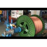 China Active Type PVC Extrusion Machine Insulating Wire Extruder Line wholesale