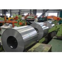 China 0.03mm - 0.35mm Galvanized Steel Sheets , Galvanized Metal Foil Sheets on sale