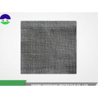 China Grey PP Geotextile Filter Cloth 8m High Durability For Soft Soil Foundation wholesale