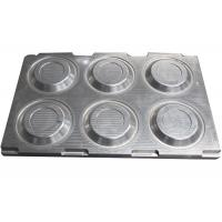 China Aluminum Pulp Molding Dies , Disposable Tableware / Dishware Moulds wholesale