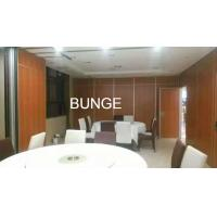 Buy cheap Floor To Ceiling Sound Proof Partitions For Banquet Hall 6 Meters Height from wholesalers