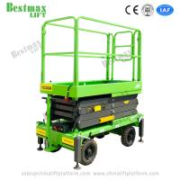 China 9000mm Height Mobile Hydraulic Lift Platform For Cleaning wholesale