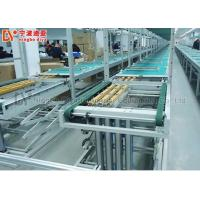 Plate Production Line Conveyor Systems / Chain Conveyor Automatic Packaging Line