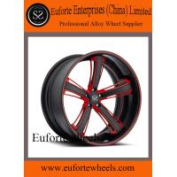China Automobile Two Piece Forged Wheels / Mercedes Benz Alloy Wheels wholesale