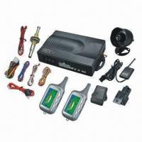 China Two-way Car Alarm System with Engine Start Memorizing for Manual Transmission wholesale