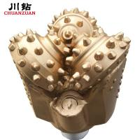 China 8 1/2 inch tci tricone bit hard rock drill bit for water well drilling on sale