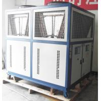 China Scroll Compressor Air Cooled Water Chiller Plant , Thermostatic Expansion Valve RO-25A 71.72KW R22 wholesale