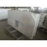 China Solid Color Natural Quartz Countertops , Custom Bathroom Quartz Countertops wholesale