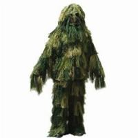 China Lightweight Green Camo Ghillie Suit For Adult, Condor Tactical Ghillie Suit Woodland For All Size on sale