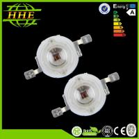 China 850nm IR led diode for CCTV monitor , 1.5mil 99.9% pure gold wire 350mA 1w infrared LED wholesale