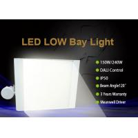 China  3030 SMD Led Low Bay Lighting 150w 240w With Meanwell Elg Dimming Driver wholesale