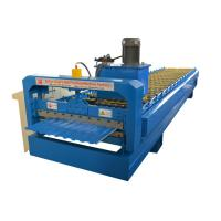 China Rolling Shutter Door Roll Forming Machine for Tailand wholesale