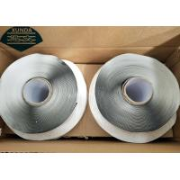 China Anti Corrosion Butyl Sealant Tape For Oil Water Gas Pipeline Heat Resistant wholesale