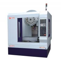 China 3 Axis Cnc Tapping Machine, 800x400mm Cnc Drilling Tapping Center wholesale