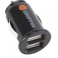 China Griffin Dual 2.1A USB 2Port Car Charger Adaptor for Apple & Android LOT Best quality wholesale