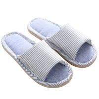 Casual Winter Indoor Slippers , Cute Open Toe Warm Winter Home Slippers