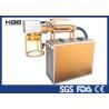 China Хандхэльд золотая машина маркировки лазера волокна для механических частей wholesale