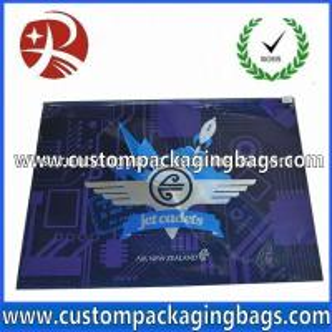 China Composite Plastic Zipper Bags Aluminum Foil For Shopping wholesale