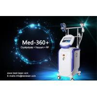 China Multifunction Vertical Cryolipolysis Machine , Beauty Salon Machine Medical CE Approval on sale