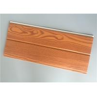 China Plastic Wood Laminate Wall Panels For Living Room wholesale
