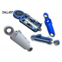 Buy cheap Double Acting Industrial Equipment Hydraulic Piston Chromed Cylinder Calculation Formula from wholesalers