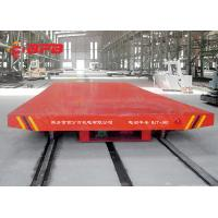 China China factory 4 wheel electric motorized cable reel powered rail transfer trolley price wholesale