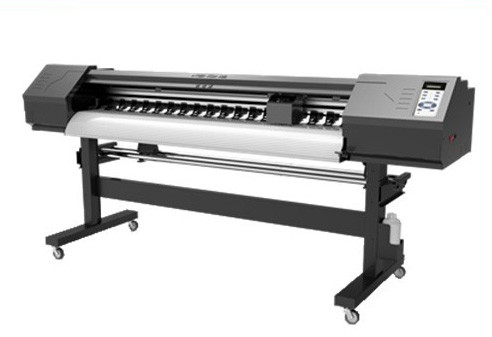 Quality Xenons X2A 1.8m Large Format Eco Solvent Printer For Indoor / Outdoor Signage for sale