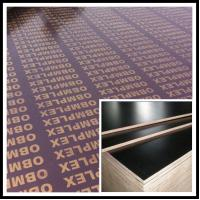China good quality wbp poplar film faced plywood/hardwood film faced plywood from linyi factory on sale