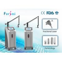 China Forimi 40w rf metal tube newest laser vaginal tightening fractional co2 laser machine wholesale