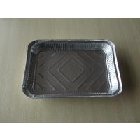 China SGS Convenient Aluminum Foil Baking Pans Carry-Out For Food Packing wholesale