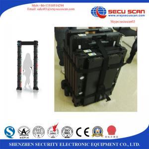 Buy cheap Wi-Fi 4G беспроводной арочные вороты металлоискатель оборудование встроенной батареи источник питания from wholesalers