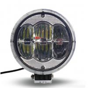 China Luzes de inundação exteriores automáticas do diodo emissor de luz de 7 polegadas para o caminhão IP68 dos tratores impermeável wholesale